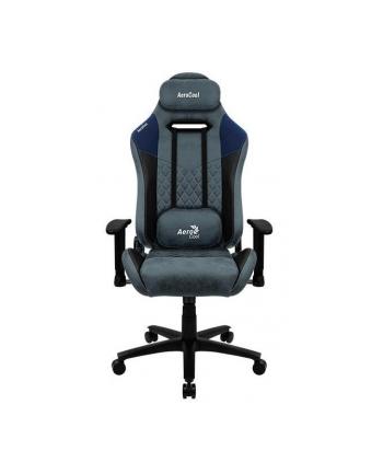 Fotel gamingowy Aerocool AC-280 DUKE AEROAC-280DUKE-BK/BL (kolor niebieski)