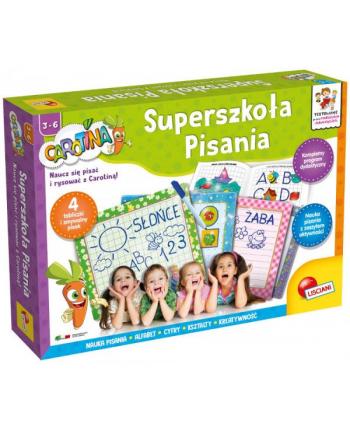 lisciani giochi Carotina plus Super szkola pisania 65455
