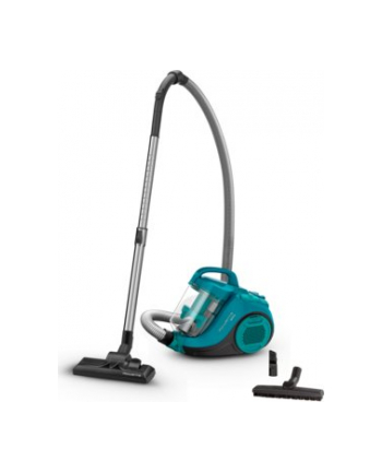 Rowenta Swift Power Cyclonoic (RO2932), cylinder vacuum cleaner(turquoise)