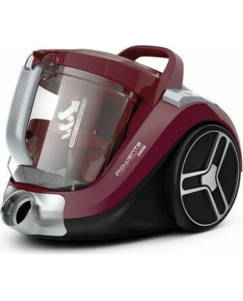 Rowenta Compact Power XXL (RO4873), cylinder vacuum cleaner (red / black)