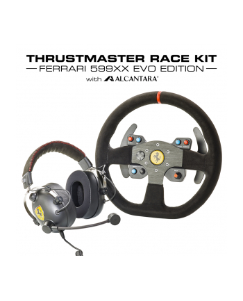 Thrustmaster Ferrari 599XX Evo Race Kit (4160771) / Wersja Alcantara