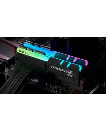 GSKILL TRIDENTZ RGB DDR4 2X32GB 3200MHZ CL16 XMP2 F4-3200C16D-64GTZR