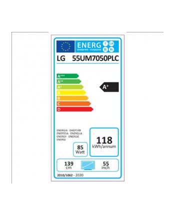 TV 55  LG 55UM7050 (4K TM100 HDR SmartTV)