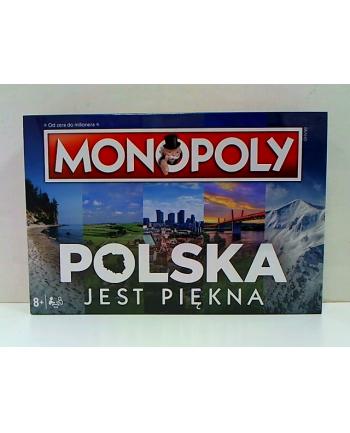 Monopoly - Polska jest piękna 00494 WINNING MOVES