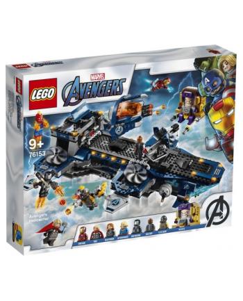 LEGO 76153 SUPER HEROES Avengers Lotniskowiec p3