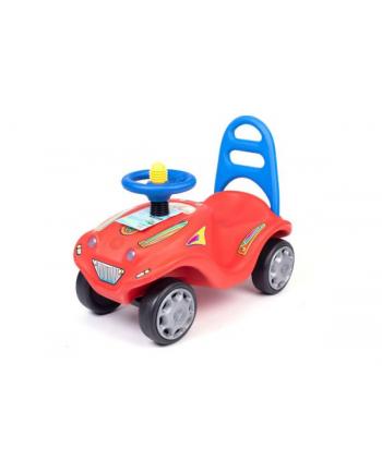 Auto MINI-MOBILE czerwone. MARGOS