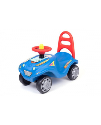 Auto MINI-MOBILE niebieskie.  MARGOS