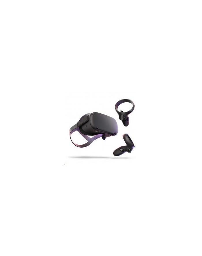 Oculus Quest 128 GB VR Headset gogle do wirtualnej rzeczywistości (301-00175-01) (w magazynie, natychmiastowa wysyłka) główny