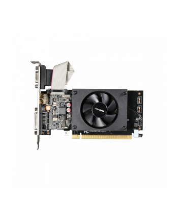 gigabyte Karta graficzna GT710 2GB DDR3 64BIT DVI/HDMI/DSUB
