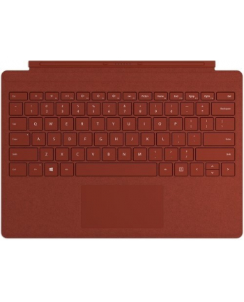 microsoft Klawiatura Surface GO Type Cover Commercial Poppy Red KCT-00067