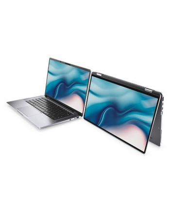 dell Notebook Latitude 9510 i5-10210U/8GB/SSD256GB/2in1 15.0 FHD Touch/UHD/FPR/SCR/Backlit Kb/4 Cell/W10Pro/3Y BWOS