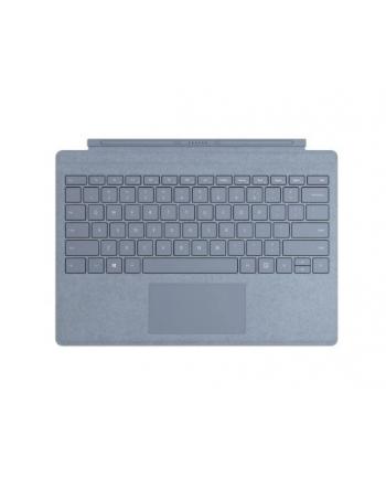 microsoft Klawiatura Surface Pro Signature Type Cover Ice Blue FFQ-00133