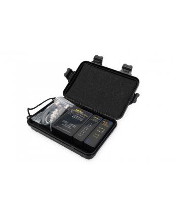 digitus Tester kabli sieciowych i komunikacyjnych (RJ45, RJ12, RJ11, BNC)