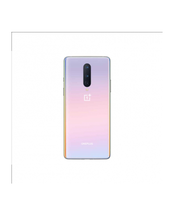 OnePlus 8 (Glow) Dual SIM 6.55'amp;'; AMOLED 1080x2400/2.8GHz'amp;amp;1.8GHz/256GB/12GB RAM/System Android 10.0/WiFi,5G,BT