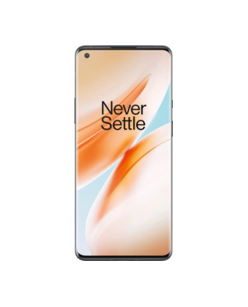 OnePlus 8 (Black)  Dual SIM 6.55'amp;'; AMOLED 1080x2400/2.8GHz'amp;amp;1.8GHz/128GB/8GB RAM/System Android 10.0/WiFi,5G,BT