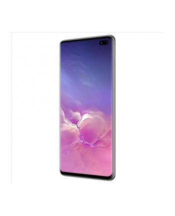 Samsung Galaxy S10+Dual SIM Prism Black 6.4'amp;'; Super AMOLED 1440x3040/2.0GHz'amp;amp;2.73GHz/128GB/8GB RAM/System Android 9.0/microSD/WiFi/