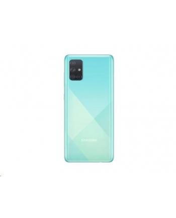Samsung Galaxy A71 A715 (Blue) Dual SIM 6.7'amp;'; Super AMOLED 1080x2400/2.2GHz x 1.8GHz/128GB/6GB RAM/System Android 10.0/microSD/WiFi,4G//