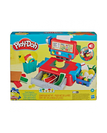Play-Doh Ciastolina Kasa sklepowa z dźwiękiem E6890 HASBRO