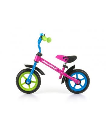 Rowerek biegowy Dragon Multicolor Milly Mally