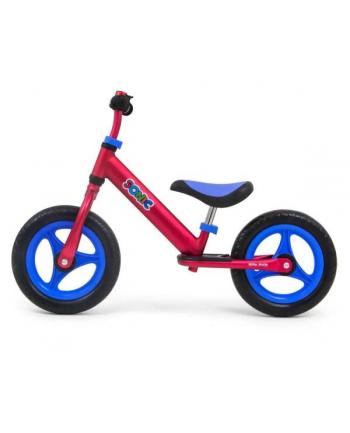 Rowerek biegowy Sonic czerwony 3123 Milly Mally