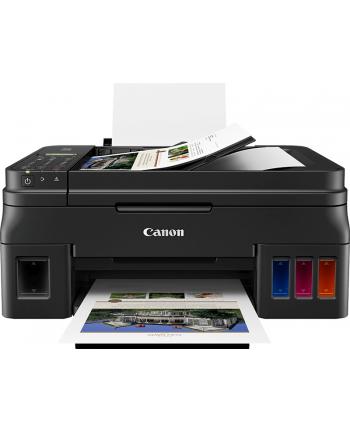 Canon PIXMA G4511, multifunction printers(black, USB, WiFi, scan, copy, fax)