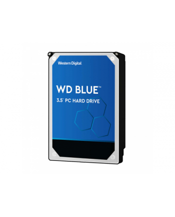 western digital WD Blue 4 TB, hard drive (SATA 6 Gb / s, 3.5 '', WD Blue)