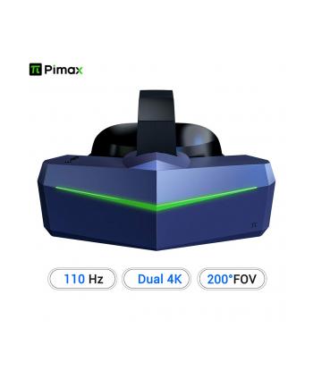 Pimax Vision 8K Plus, VR goggles(black)
