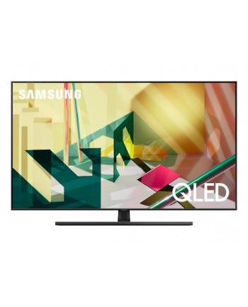 Samsung GQ-65Q70T, QLED TV(black, UltraHD / 4K, Triple Tuner, SmartTV, HD +)