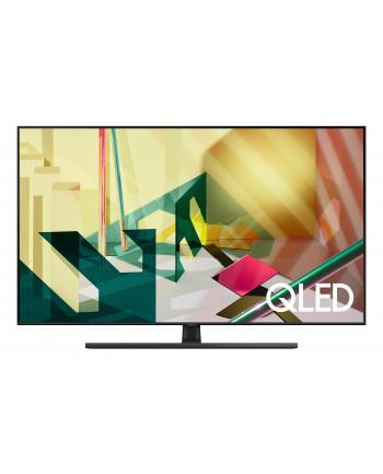 Samsung GQ-75Q70T, QLED TV(black, UltraHD / 4K, Triple Tuner, SmartTV, HD +)