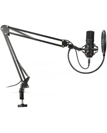 SilentiumPC Gear SM900 Streaming Microphone USB -  SPG026