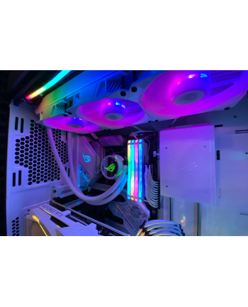 ASUS ROG Strix LC 360 RGB White Edition, water cooling(white)
