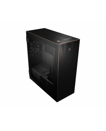 MSI MPG SEKIRA 500G, tower case(black, tempered glass)