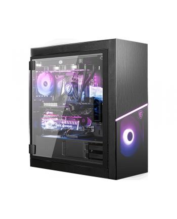 MSI MPG SEKIRA 500X, tower case(black, tempered glass)