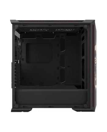 MSI MPG GUNGNIR 100D, tower case(black,tempered glass side panel)