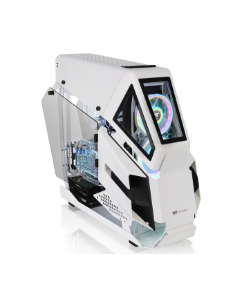 Thermaltake AH T600 Snow, big tower case (white, tempered glass)
