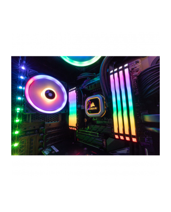 Corsair DDR4 - 256 GB -3000 - CL - 16 - Octo-Kit, Vengeance RGB PRO (black, CMW256GX4M8D3000C16)
