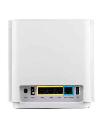 asus System ZenWiFi XT8 WiFi 6 AX6600 1-pack Biały