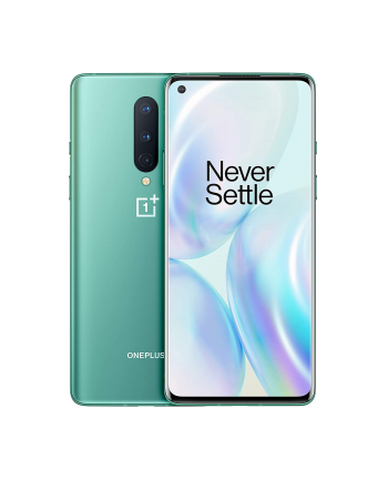 OnePlus 8 - 6.55 - 256GB, System Android(Glacial Green)