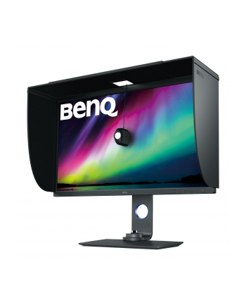 BENQ 9H.LJ1LB.QBE Monitor BenQ SW321C, panel IPS, 4K 3840x216, HDMIx2/DP/USB-C