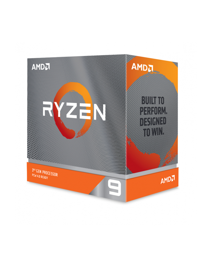 AMD Ryzen 9 3900XT Processor 12C/24T 70MB Cache 4.7 GHz Max Boost – Without Cooler główny