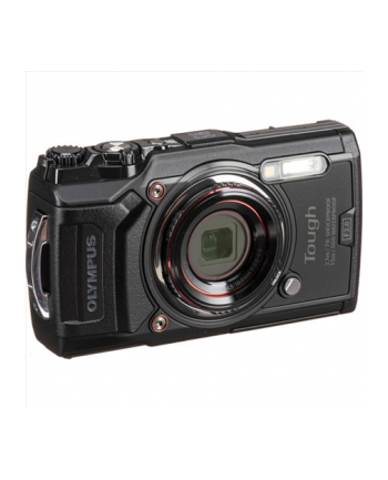 Olympus TG-6 Tough camera, Black