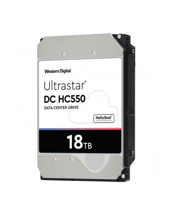 Dysk serwerowy HDD Western Digital Ultrastar DC HC550 WUH721818ALE6L4 (18 TB; 3.5 ; SATA III)