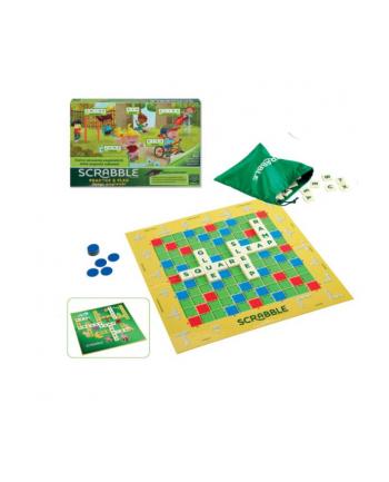 Scrabble Practice 'amp; Play Język angielski p6 GGB32 gra MATTEL