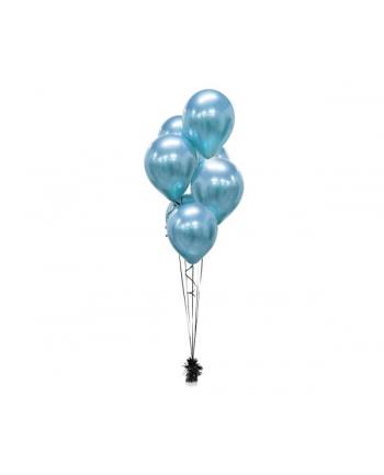 godan Balony Beauty'amp;Charm platynowe niebieskie 12'';/50szt