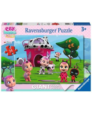 Puzzle podłogowe 24el Cry Babies Magic Tears 030507 RAVENSBURGER