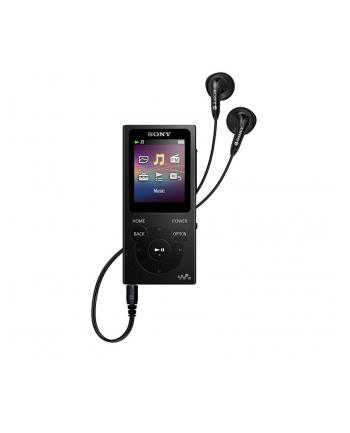 sony Cyfrowy odtwarzacz muzyczny NW-E393 czarny
