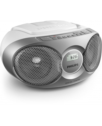 philips Radio CD srebrne AZ215S