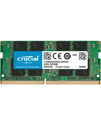 crucial Pamięć DDR4 SODIMM 8GB/2666 CL19