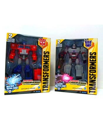 Transformers Cyberverse Ultimate E1885 HASBRO mix