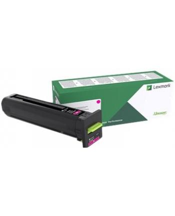 LEXMARK Toner Ultra High Yield Return Program Magenta for CX860 55k